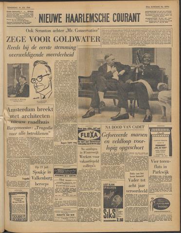 Nieuwe Haarlemsche Courant 1964-07-16