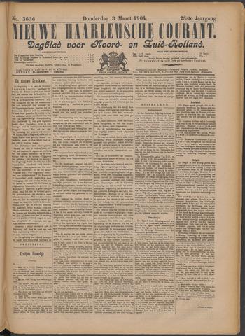 Nieuwe Haarlemsche Courant 1904-03-03