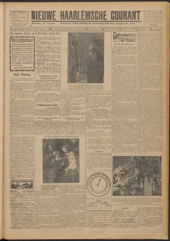 Nieuwe Haarlemsche Courant 1925-08-12
