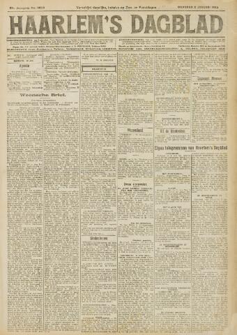 Haarlem's Dagblad 1922