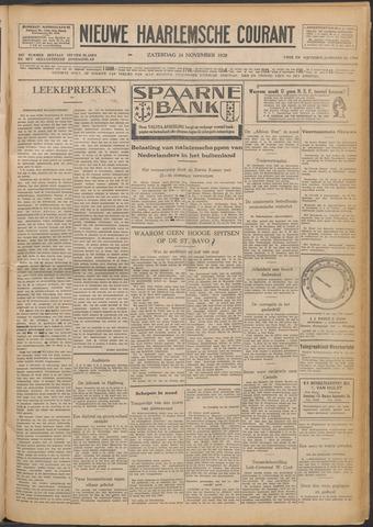 Nieuwe Haarlemsche Courant 1928-11-24