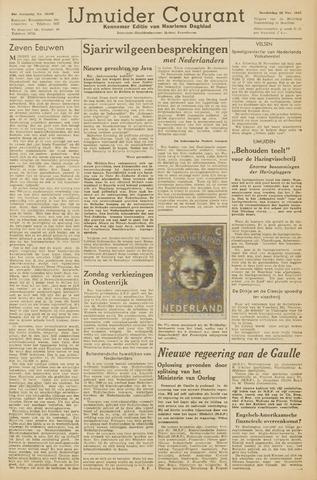 IJmuider Courant 1945-11-22