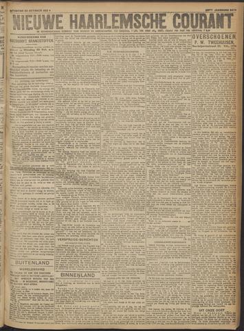 Nieuwe Haarlemsche Courant 1917-10-22