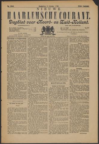 Nieuwe Haarlemsche Courant 1896-10-15