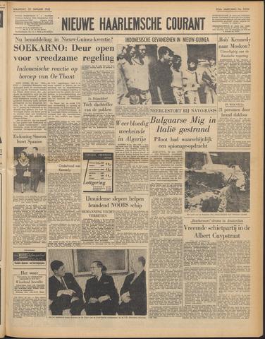 Nieuwe Haarlemsche Courant 1962-01-22