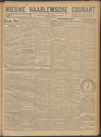 Nieuwe Haarlemsche Courant 1922-01-27