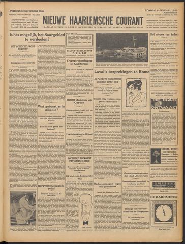 Nieuwe Haarlemsche Courant 1935-01-06