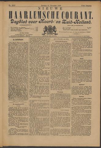 Nieuwe Haarlemsche Courant 1896-11-21