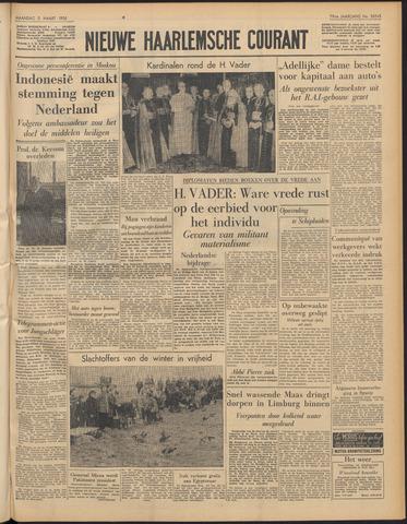 Nieuwe Haarlemsche Courant 1956-03-05