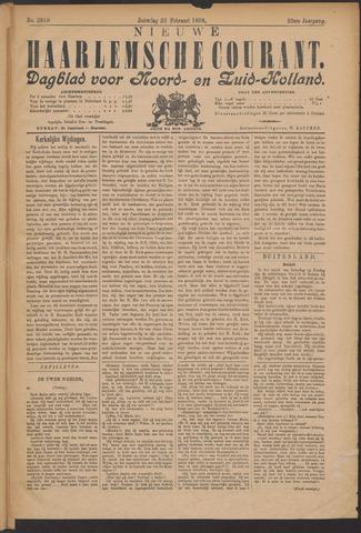 Nieuwe Haarlemsche Courant 1898-02-26