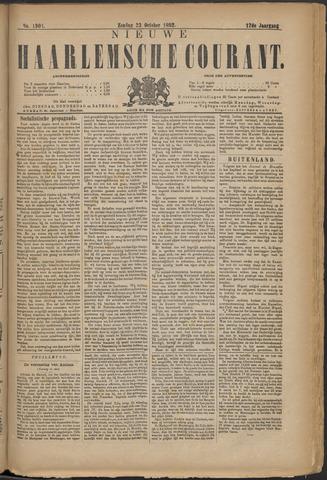 Nieuwe Haarlemsche Courant 1892-10-23