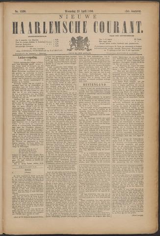 Nieuwe Haarlemsche Courant 1890-04-23