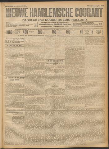 Nieuwe Haarlemsche Courant 1912-02-17