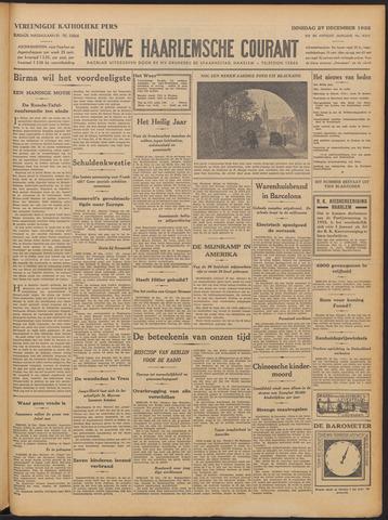 Nieuwe Haarlemsche Courant 1932-12-27