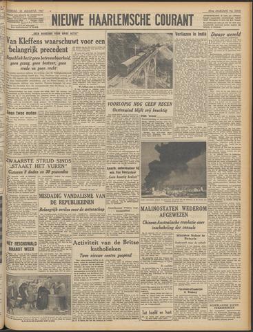 Nieuwe Haarlemsche Courant 1947-08-23