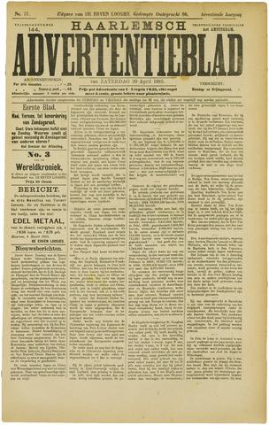 Haarlemsch Advertentieblad 1895-04-20