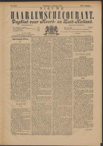 Nieuwe Haarlemsche Courant 1897-02-11