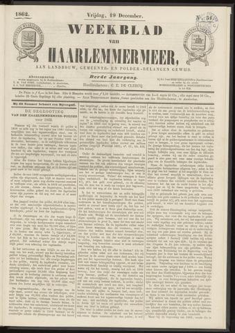 Weekblad van Haarlemmermeer 1862-12-19