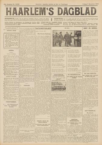 Haarlem's Dagblad 1926-11-05