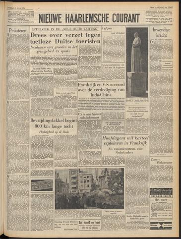 Nieuwe Haarlemsche Courant 1954-06-05