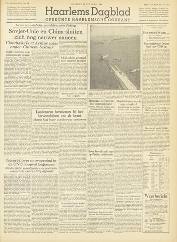 Haarlem's Dagblad 1954-10-12