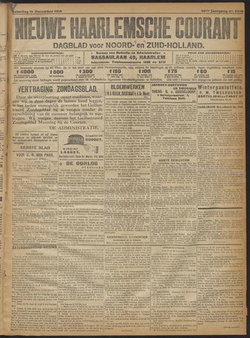 Nieuwe Haarlemsche Courant 1915-12-11