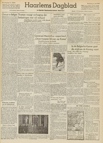 Haarlem's Dagblad 1950-07-26