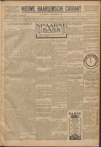 Nieuwe Haarlemsche Courant 1928-11-03