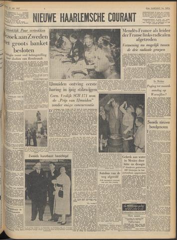Nieuwe Haarlemsche Courant 1957-05-24