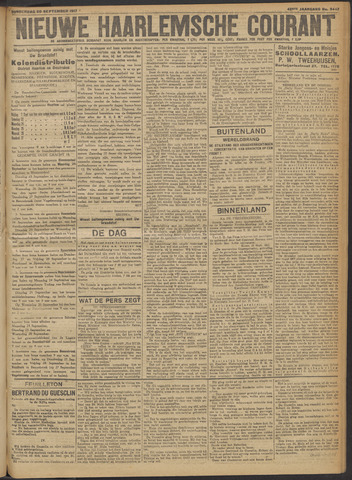 Nieuwe Haarlemsche Courant 1917-09-20