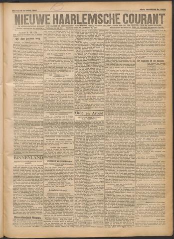 Nieuwe Haarlemsche Courant 1920-04-19