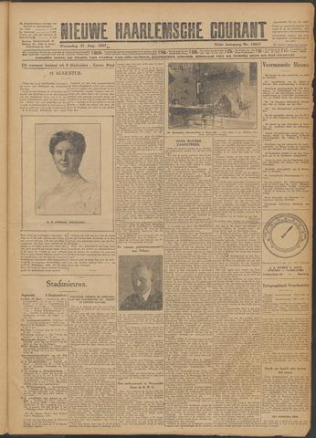 Nieuwe Haarlemsche Courant 1927-08-31