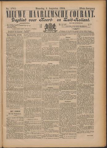 Nieuwe Haarlemsche Courant 1904-08-08