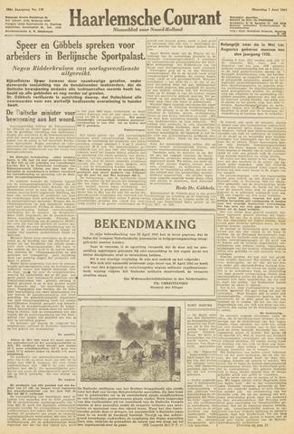 Haarlemsche Courant 1943-06-07