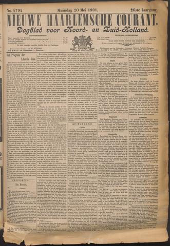 Nieuwe Haarlemsche Courant 1901-05-20