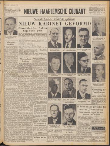 Nieuwe Haarlemsche Courant 1952-09-01