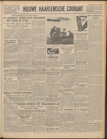 Nieuwe Haarlemsche Courant 1950-01-14