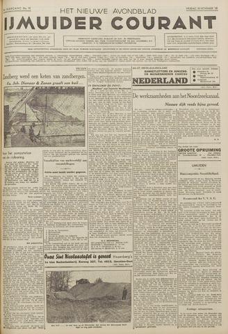 IJmuider Courant 1938-11-18