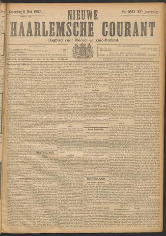Nieuwe Haarlemsche Courant 1907-05-11