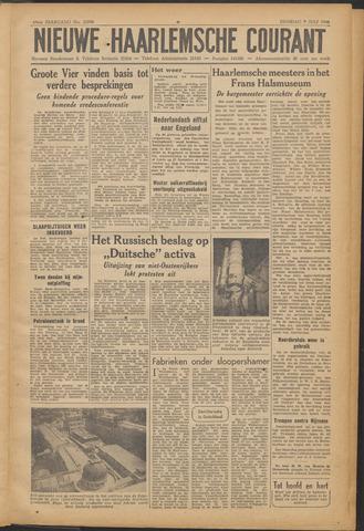 Nieuwe Haarlemsche Courant 1946-07-09