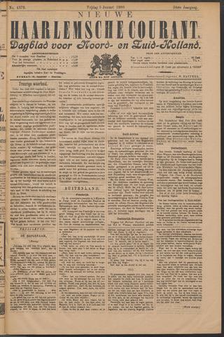 Nieuwe Haarlemsche Courant 1900-01-05
