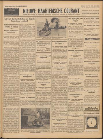 Nieuwe Haarlemsche Courant 1938-04-26