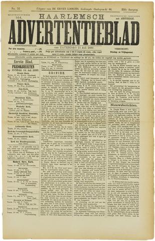 Haarlemsch Advertentieblad 1889-07-13