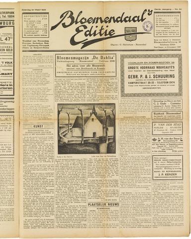 Bloemendaal's Editie 1928-03-24