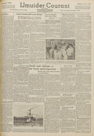 IJmuider Courant 1948-10-12