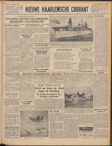 Nieuwe Haarlemsche Courant 1951-02-06