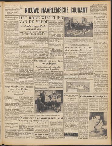 Nieuwe Haarlemsche Courant 1951-08-08