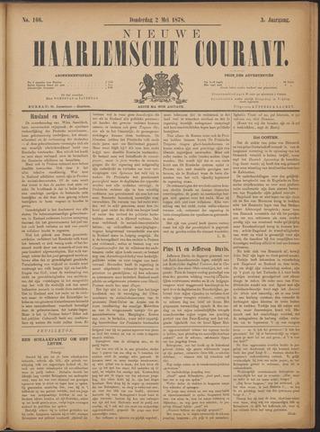 Nieuwe Haarlemsche Courant 1878-05-02