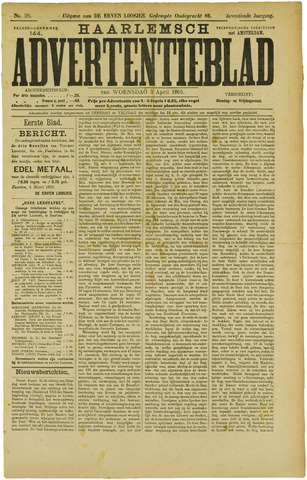 Haarlemsch Advertentieblad 1895-04-03