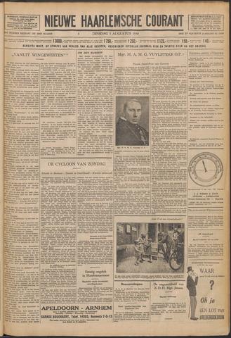 Nieuwe Haarlemsche Courant 1930-08-05